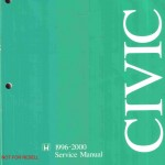 honda civic service manual for free