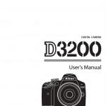 download nikon d3200 manual