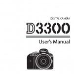 free nikon d3300 manual pdf
