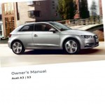 audi a3 owners manual download