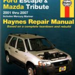 repair ford escape