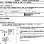 service repair manual corolla