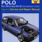 volkswagen polo service and repair manual