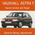 opel vauxhall astra service and repair manual