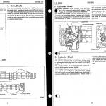 subaru legacy repair manual free
