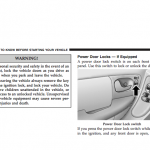 chrysler town and country manual