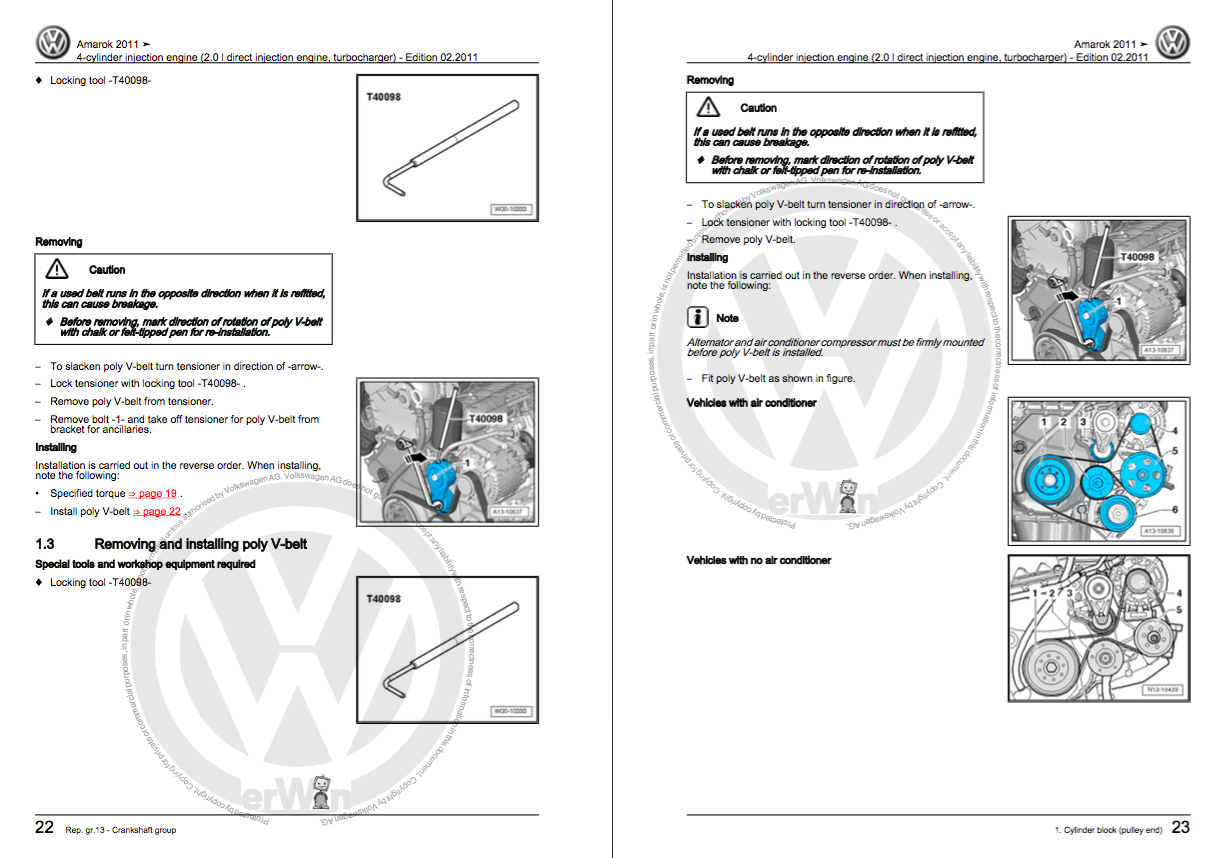 Direct Injected Engine Diagram Vw Amarok 2 0 Petrol Wiring Library How To Repair Volkswagen