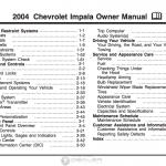 how to use chevrolet impala