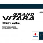 suzuki grand vitara free manual