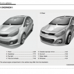 kia rio user guide