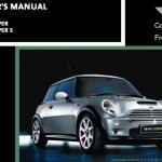 Mini Cooper manuals