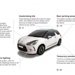 Free Citroen Ds3 manual in pdf