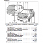 Free Toyota Sienna owner's manual