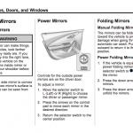 Download Chevrolet Volt manual