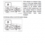Toyota owner's manuals