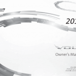 Chevrolet Volt handbook and user guide