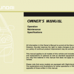 How to use Hyundai Accent