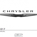 Chrylser 300 free manual
