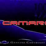 Free Chevrolet Camaro manuals