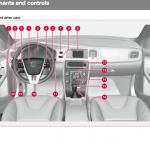Volvo V60 guide user