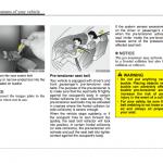 Hyundai Accent handbook manual