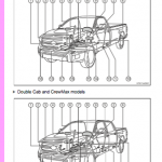 Toyota Tundra owner's manual