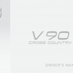 Download Volvo V90 owner's manual