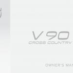 Download Volvo V90 owner's manual
