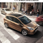 Download Ford B-Max handbook user guide