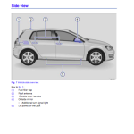 Volkswagen golf owner's manual