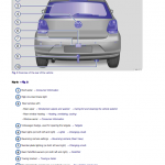 Volkswagen Polo handbook manual