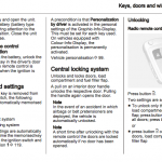 vauxhall moka user guide