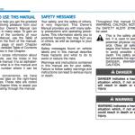 Hyundai Tucson free manual