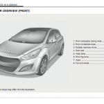 hyundai i30 service manual