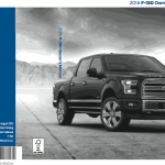 Get the free user Ford f-150 manual