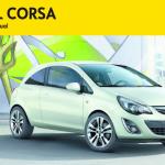 Vauxhall Corsa manual