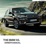 manual de usuario bmw x5