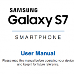 Samsung manuals