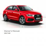 Audi Q3 manuals