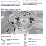 BMW X6 user guide and conduce manual