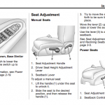 Chevrolet Traverse handbook manual