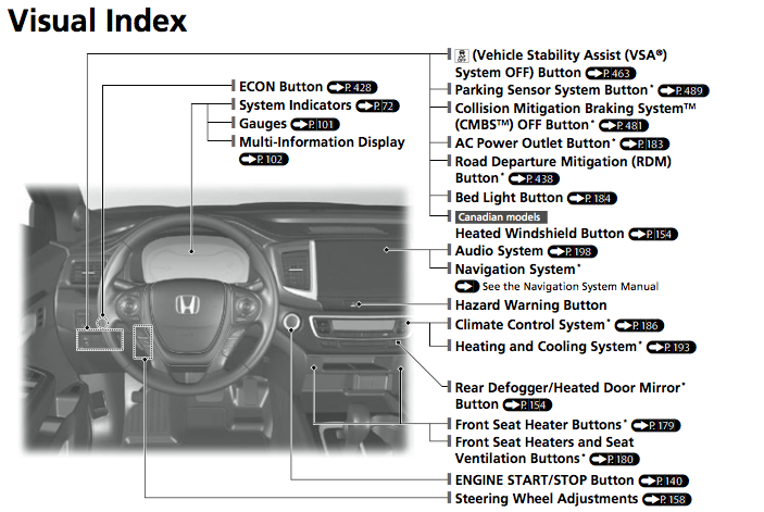 honda ridgeline owners manual zofti