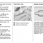 GMC Acadia user guide manuals