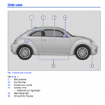 volkswagen user manual