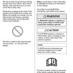 Mazda 6 manuals