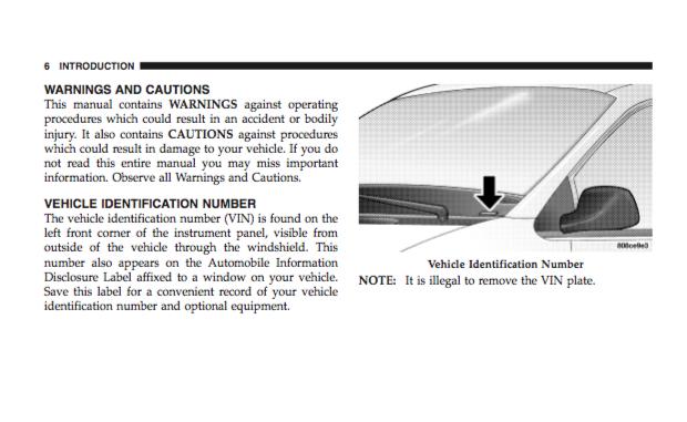 2005 Dodge Grand Caravan Owner Manual - Zofti