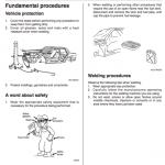 Kia manuals