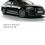 audi a6 users guide