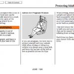 Acura TSX handbook manual