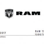 Dodge RAM Repair and service manual
